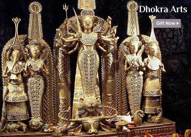 Dhokra Arts